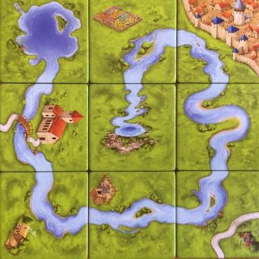 Mini Expansion: The River
