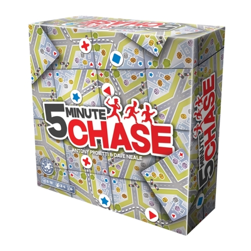 Image of 5 Minute Chase Box.