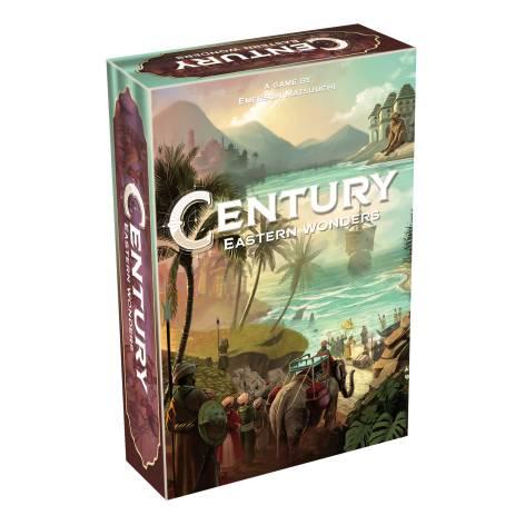 Century Eastern Wonders Box