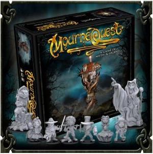 MourneQuest box art