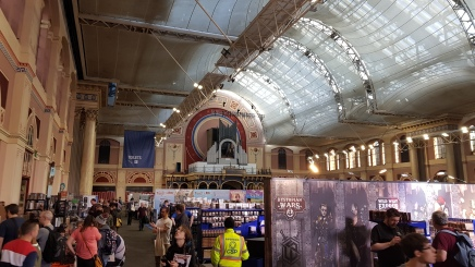 Tabletop Gaming Live - Trade Hall