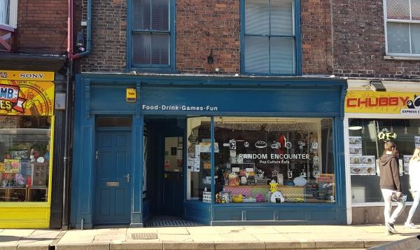 Picture of Random Encounter in York
